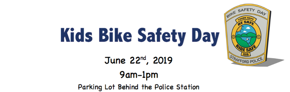Bike Safety Day Banner